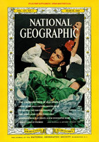 National Geographic - March 1965 - Israel Land of Promise