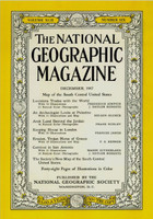 National Geographic - December 1947 - An Archeologist Looks at Palestine