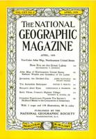 National Geographic - April 1959 - Jerusalem, the Divided City