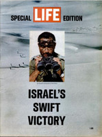 LIFE Magazine - Special Edition - Israel's Swift Victory (1967 Six Day War)