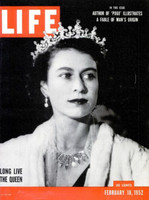 LIFE Magazine - February 18, 1952 - Queen Elizabeth II