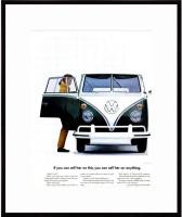 LIFE Magazine Framed Ad
