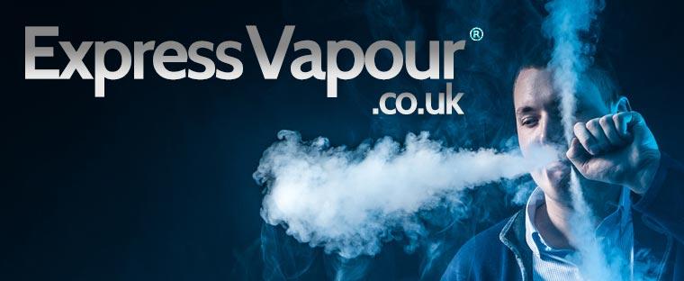e-liquids Sutton Coldfield, The Midlands, Birmingham from Express Vapour UK