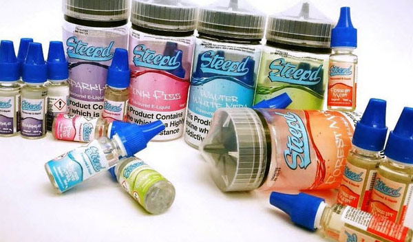 steepd e-liquids UK
