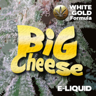 Big Cheese - White Gold Formula e-liquid 60% VG - 10ml