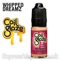 WHIPPED DREAMZ e-liquid by Coil Glaze - 80% VG - 30ml
