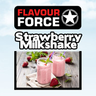 STRAWBERRY MILKSHAKE Flavour Concentrate by FLAVOUR FORCE