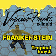 FRANKENSTEIN e-liquid by Vapour Freaks - 70% VG - 40ml
