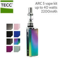 TECC ARC 5 40 watt Vaping Kit