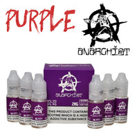 Purple - Anarchist e-liquid - 75% VG - 60ml
