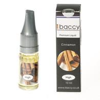 iBaccy E-Liquid - Cinnamon
