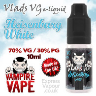 Heisenberg White - VLADS VG - 70% VG - 10ml