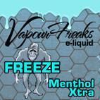 FREEZE e-liquid by Vapour Freaks - 70% VG - 40ml