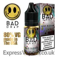 Bad Blood - by Bad Drip e-liquid - 80% VG - 10ml