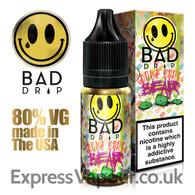 Don't Care Bear - by Bad Drip e-liquid - 80% VG - 10ml