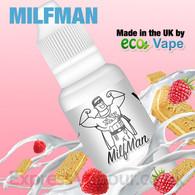 Milfman - by ECO VAPE e-liquid - 70% VG - 30ml