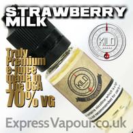 STRAWBERRY MILK - by KILO e-liquid - 70% VG