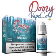Avalanche by Doozy Vape e-liquid - 70% VG - 30ml