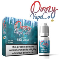 Cool Crush by Doozy Vape e-liquid - 70% VG - 30ml