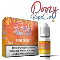 Greek Delight by Doozy Vape e-liquid - 70% VG - 30ml
