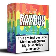 Rainbow - Is It True e-liquids 70% VG - 30ml
