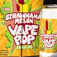 Strawnana Melon Vape Pop by Flawless e-liquid - 70% VG - 10ml