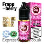 FRAPPBERRY - The Drip Company e-liquids - 75% VG - 10ml