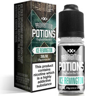 Ice Remington by Prohibitions Potions e-liquids 90% VG - 10ml
