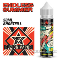 ENDLESS SUMMER - Fuzion Vapor e-liquids 65% VG 50ml