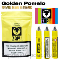 Golden Pomelo by ZAP Juice e-liquid 70% VG 30ml