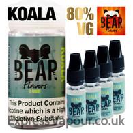 KOALA - Bear Flavor e-liquid - 80% - 40ml