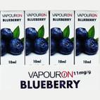 Blueberry - VAPOURON e-liquid - 10ml