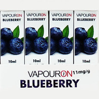 Blueberry - VAPOURON e-liquid - 10ml