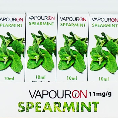 Spearmint - VAPOURON e-liquid - 10ml