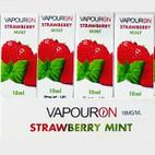 Strawberry Mint - VAPOURON e-liquid - 10ml