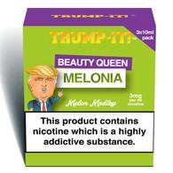 Beauty Queen Melonia - Trump-It e-liquid 70% VG 30ml