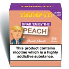 Grab 'em By The Peach - Trump-It e-liquid 70% VG 30ml