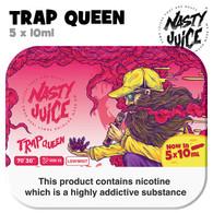 Trap Queen - Nasty Juice e-liquid - 70% VG - 50ml