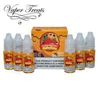 Strawberry Cookie Butter - Vaper Treats e-liquid - 80% VG - 60ml