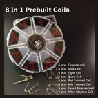 Demon Killer coil pack (48 pre-made coils in a box)