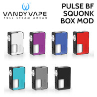 Vandy Vape - Pulse BF Squonk Box Mod