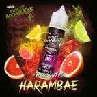 HARAMBAE - Twelve Monkeys e-liquid - 80% VG - 50ml
