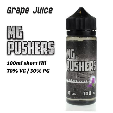 Grape Juice - MG Pushers e-liquids - 100ml