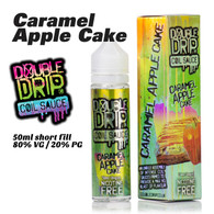 Caramel Apple Cake - Double Drip e-liquids - 50ml
