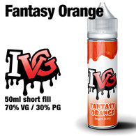 Fantasy Orange by I VG e-liquids - 50ml