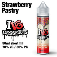 Strawberry Pastry by I VG e-liquids - 50ml