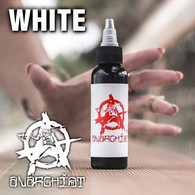 White - Anarchist e-liquid - 70% VG - 100ml