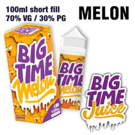 Melon - Big Time Juice - 70% VG - 100ml