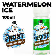 Watermelon Ice by Dr Frost e-liquid - 70% VG - 100ml