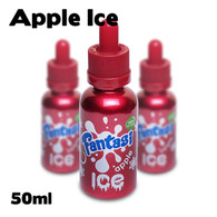 Apple Ice - Fantasi e-liquids - 70% VG - 50ml